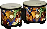 "Remo Rhythm Club Bongo Drum - Rhythm Kids, 5""-6"""
