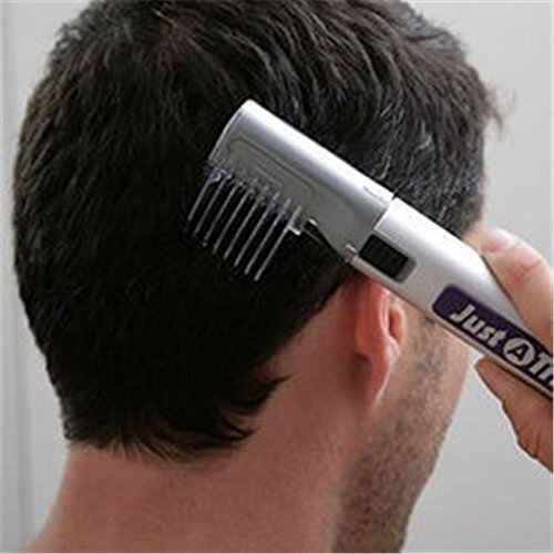 Electric Hair Clipper Styling Tools Just A Trim Hair Trimmer Shaving Hair Cutting Machine Beard Trimmer Man Baby Haircut (Mega Size Cones compare prices)