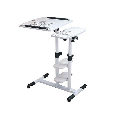 Mesa Lateral con Extremo portátil, Soporte para computadora ...