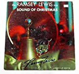 #8: Ramsey Lewis Signed Record Album The Ramsey Lewis Trio Sound of Christmas AUTO