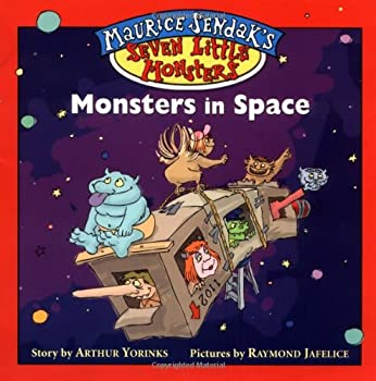 Maurice Sendak's Seven Little Monsters: Monsters in Space - Book #1 0786817755 Book Cover