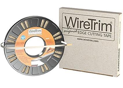 Proline wire trim wire center wiretrim proline heavy duty edge cutting tape 1 4 inch x 100 rh amazon com trim motor wiring proline wire trim asfbconference2016 Image collections