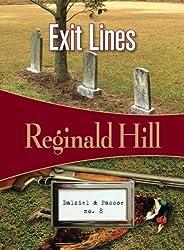 Exit Lines: Dalziel & Pascoe #8