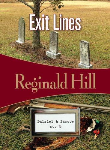 - Exit Lines: Dalziel & Pascoe #8