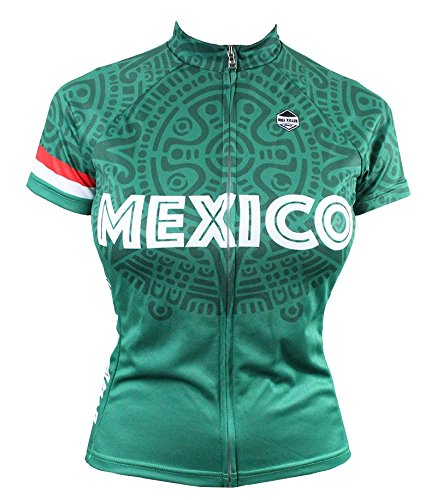 Hill Killer Apparel Mexico Women's Cycling Jersey