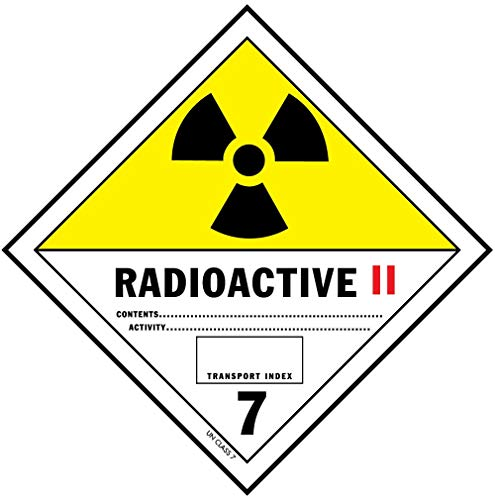 D.O.T. Radioactive II Labels 4