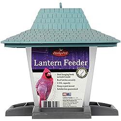 Perky Pet Garden Lantern Bird Feeder 2 Lbs.