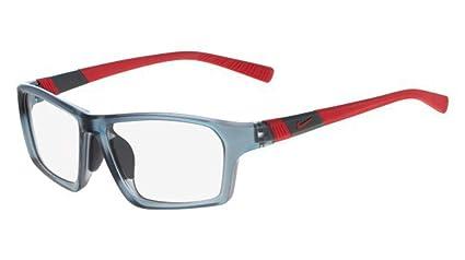 5ae288ee3f12 Amazon.com: Eyeglasses NIKE 7878 AF 030 SATIN CRYSTAL BOMBER GREY ...