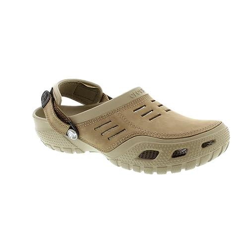 cfa2cc01d2179 Crocs Men's Yukon Sport Clog,Khaki/Coffee,7 M US: Amazon.ca: Shoes &  Handbags
