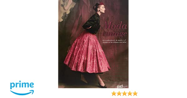 MODA VINTAGE (Spanish Edition): Parramon: 9788434233454: Amazon.com: Books