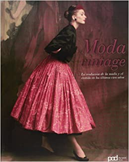 MODA VINTAGE (Spanish Edition): Parramon: 9788434233454: Amazon.com: Books