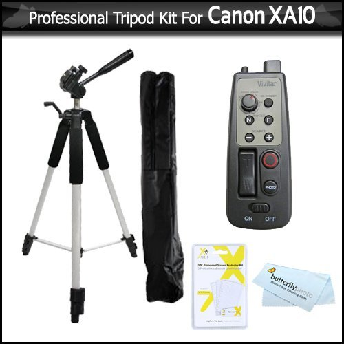 8 Function Lanc Remote Control Kit For Canon XA10 HD Profess