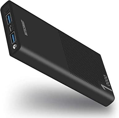 Power Bank - Batería Externa para Nintendo Switch (10.000 mAh), Color Negro: Amazon.es: Electrónica