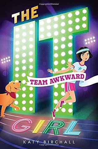 book cover of Team Awkward
