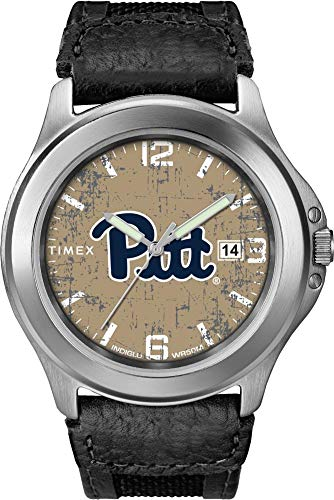 Timex Men's Pitt University Panthers Watch Old School Vintage Watch