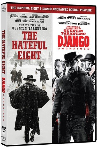 amazon com the hateful eight django unchained double feature
