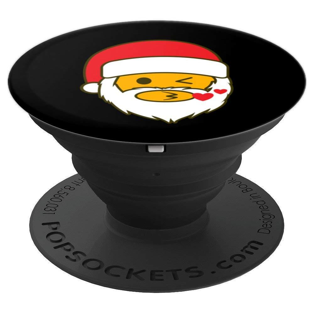 Amazon com: Funny Kiss Emojis Christmas Art - Cute Ugly
