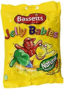 Bassetts Jelly Babies Bag, 215g
