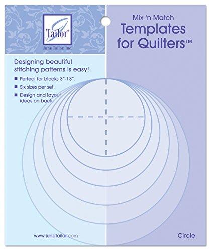 Quilting Circle Templates - 4