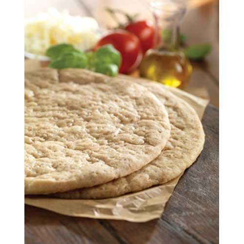 Smart Flour Foods Ancient Grains Pizza Crust, 10 inch - 12 per case. by Smart Flour