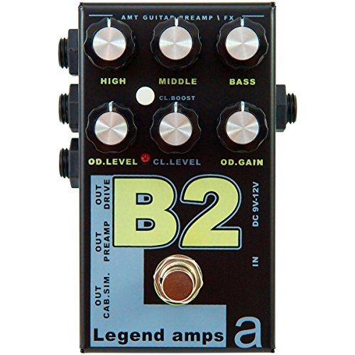 AMT Electronics Legend Amp Series II B2 by AMT Electronics