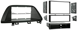 Metra 99-7869 Single or Double DIN Installation Kit for 2005-2007 Honda Odyssey Vehicles