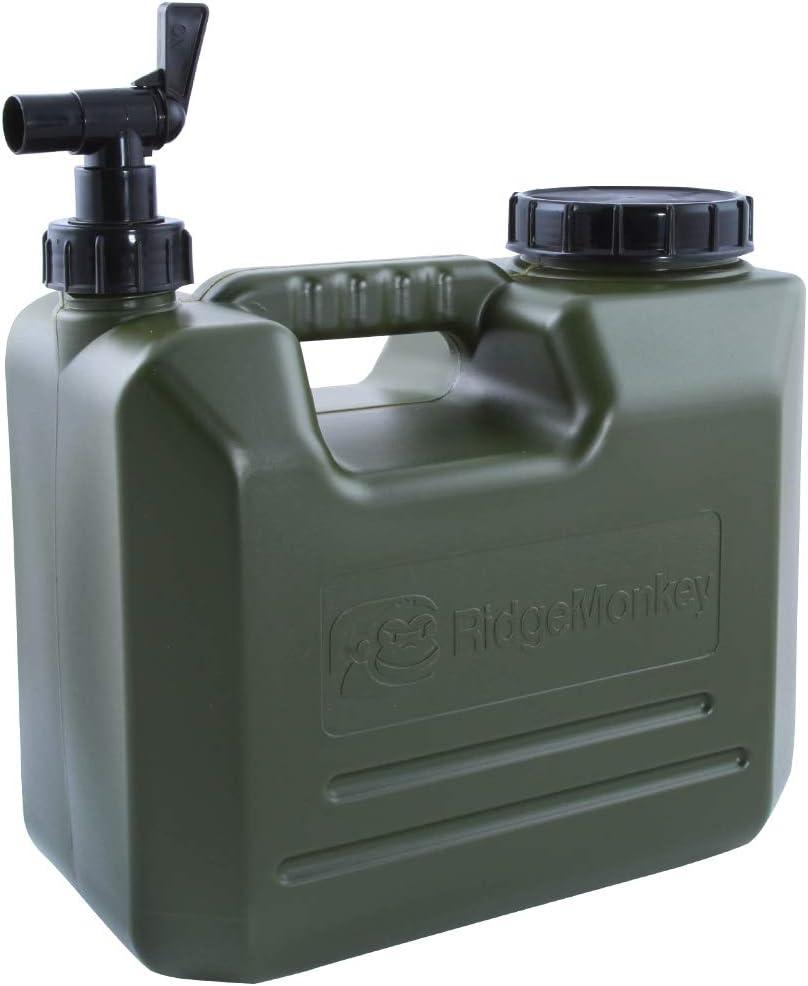 RidgeMonkey Heavy Duty Water Carriers 5ltr 10ltr 15ltr Ridge Monkey Carp Fishing