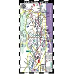 "Streetwise Barcelona Metro Map - Laminated Metro Map of Barcelona Spain: Folding Pocket & Wallet Size Metro Map (""Sheet map, folded"") - Common"