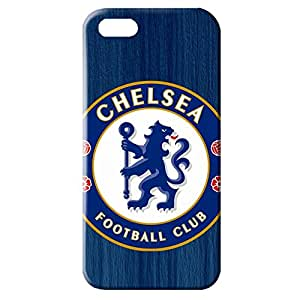Famous Design FC Chelsea Football Club Phone Case Cover For Iphone 5/5s 3D Plastic Phone Case