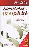 Stratégies de prospérité (Nouvelle édition revue et corrigée)