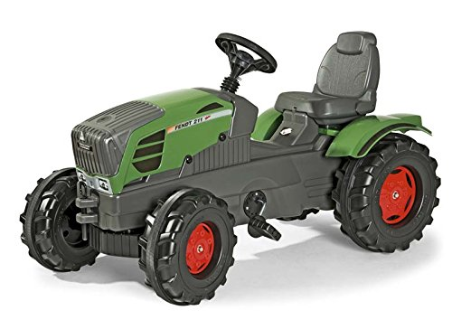Rolly Toys Fendt FarmTrac 211 Vario Kids Pedal Tractor by rolly toys