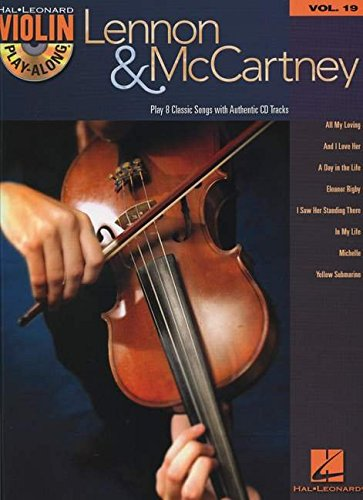 (Lennon & McCartney: Violin Play-Along Volume 19)