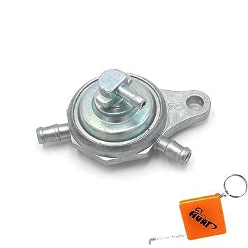 Benzinhahn Unterdruck GY6 50-150ccm
