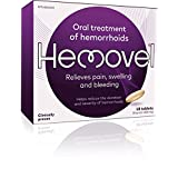 Hemovel Oral Hemorrhoid Treatment Tablets, 18 Count, 25g