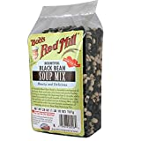 BOB's RED MILL Black Bean Soup Mix, 737gm