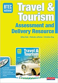 Book BTEC National Travel and Tourism Assessment and Delivery Resource: Assessment and Delivery Resource
