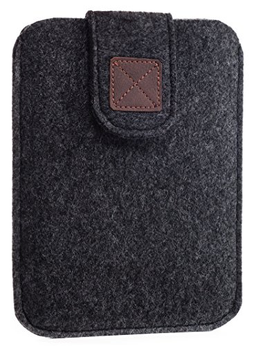 Kindle Paperwhite Sleeve - Kindle Voyage, Protective Felt Cover Case Pouch Bag for Amazon Kindle Paperwhite - Voyage…