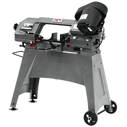Jet 414458 HVBS-56M 5-by-6-Inch 1/2 HP Horizontal/Vertical Bandsaw ()