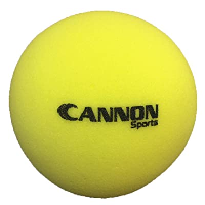 Cannon Sports Uncoated Foam Ball : Sports & Outdoors