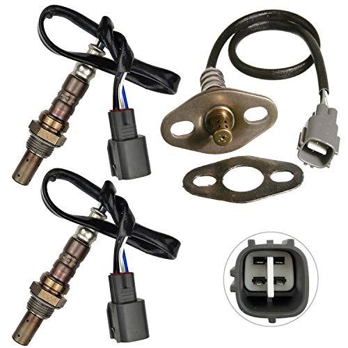 (3Pcs Air Fuel Ratio O2 Oxygen Sensor 234-9009,234-4215 for 1999-2003 Lexus RX300 3.0L )