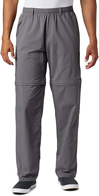 Columbia Mens Backcast Convertible Pant