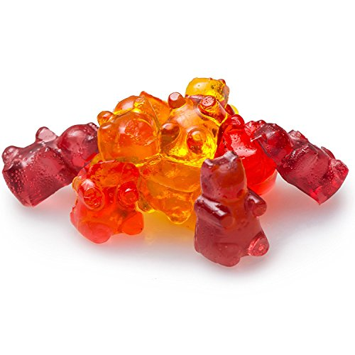 Gummy Molds Silicone Bear | Candy & Chocolate Mold Maker for Jello Gelatin Bears | Kids Party 6 Pack with 2 Bonus Droppers – 300 Cavities – Non Stick & BPA Free – By Lucentee by LUCENTEE (Image #5)