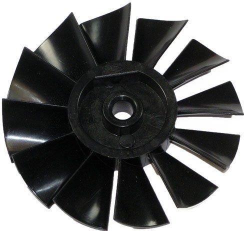 Ximoon Air Compressor Fan D24595 for Craftsman, DeWalt, DeVilbiss, Porter Cable, Makita, Sears, Ex-Cell, Black & Decker, Delta and more.