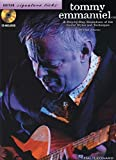 img - for Tommy Emmanuel: A Step-by-Step Breakdown of His Guitar Styles & Techniques (Guitar Signature Licks) book / textbook / text book
