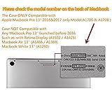 """MacBook Pro 13""""(2016 Release) Case,Tip-top Bling"""
