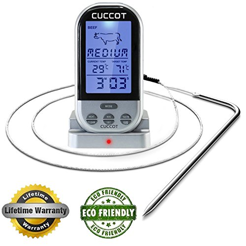 wirelessmeat-thermometercuccot-012-premium-digital-thermometer-for-bbq-grill-with-stainless-steel-pr
