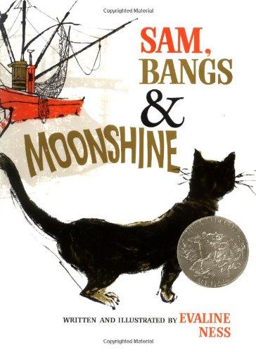Sam, Bangs & Moonshine (Owlet - Sam Houston Picture Book