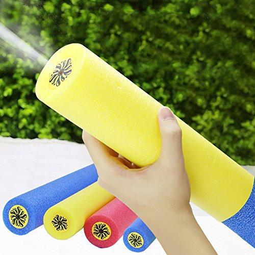 Houkiper Play Water Tirare la schiuma Pistola ad acqua Giocattolo per bambini Bagno Swim Pool Beach Squirt Toy
