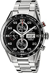 TAG Heuer Men's CV2A1R.BA0799 Stainless Steel Watch