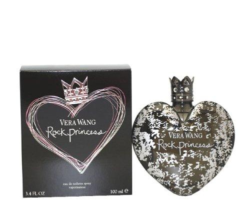 Rock Princess Eau de Toilette Spray for Women, 3.4 Fluid Ounce ()